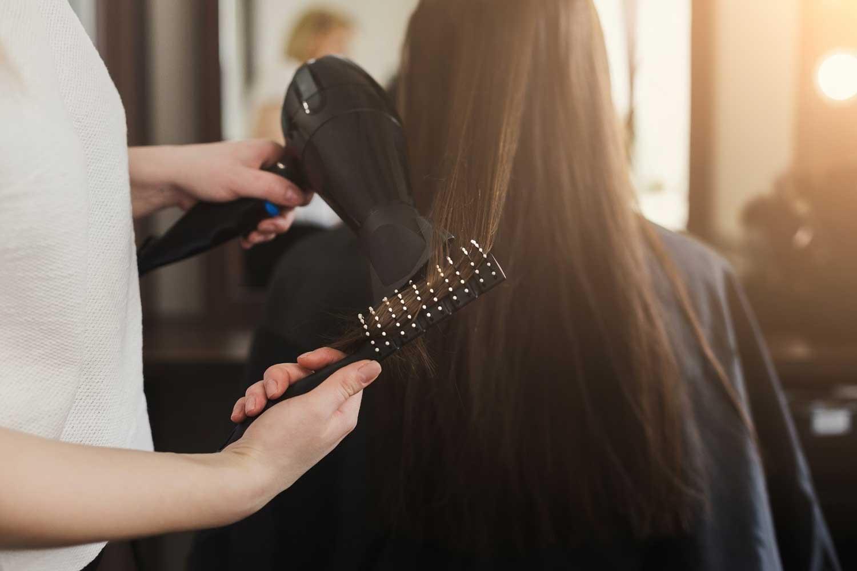 Aveda Hair Curling