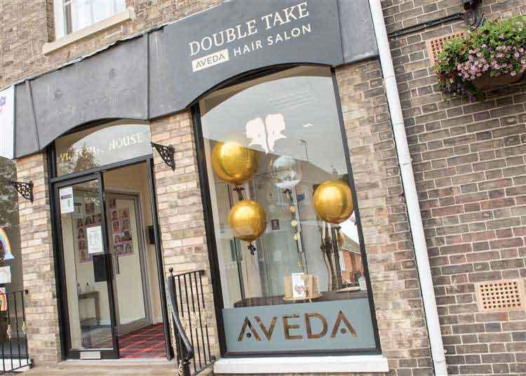 Double-take-salon-shop-front