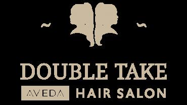 Double Take Salon Logo